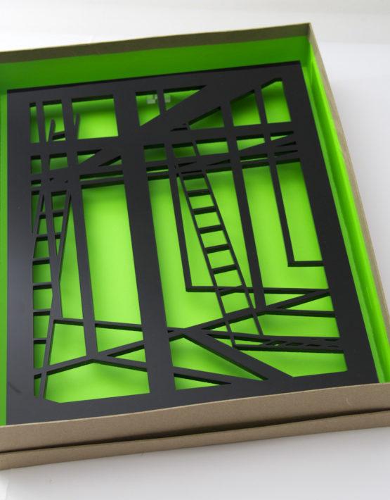 Obra de arte esctructura
