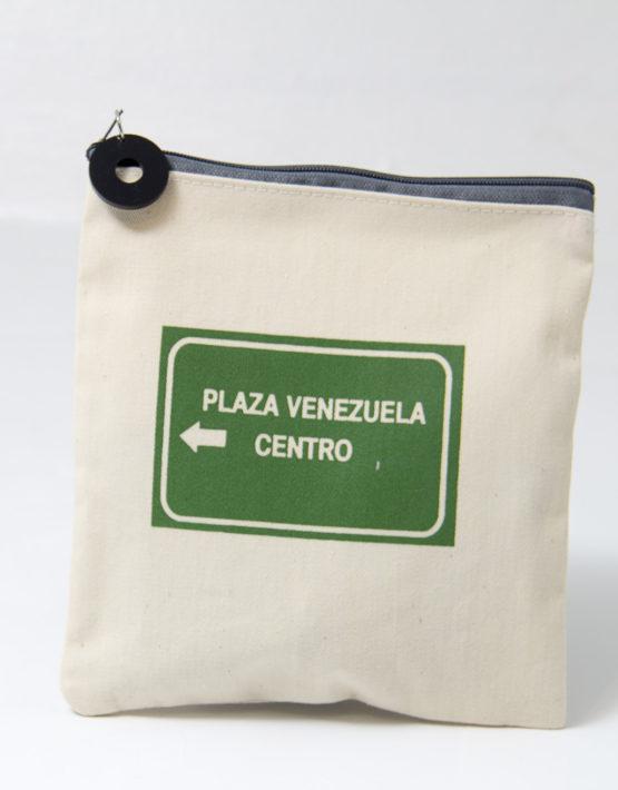 Cartuchera plaza Venezuela Centro