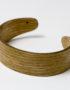 Pulsera madera orfebrería ebanista