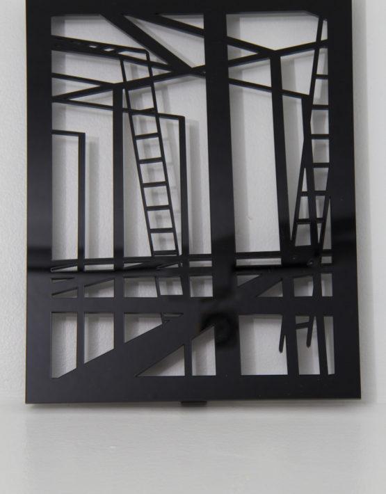 Obra de arte Estructura