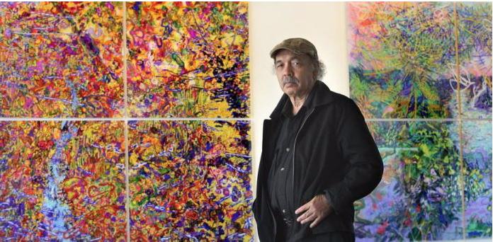 Jacobo Borges el arte de crear