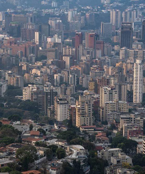 Henry González Caracas la ciudad