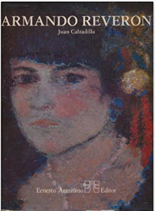 Libro Armando Reverón Juan Calzadilla